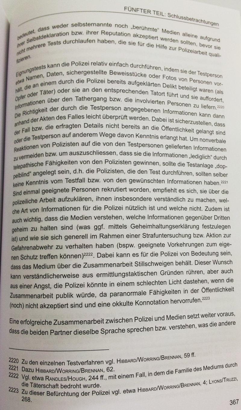 Der Staatsanwalt Und Das Paranormale Skeptiker Schweiz